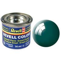 Revell Enamel NR.62 Mosgroen Glanzend - 14ml