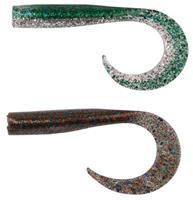 Default Sandeel Curltail - 7 cm - ragworm