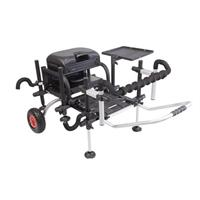 Rive ST8 HSP Complete Full - Zitkist - Black - Incl. Trolley - D36