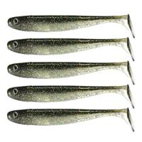 Eurocatch Fishing Jig n Swim Shad - Twinkle Minnow - 12cm - 5 Stuks