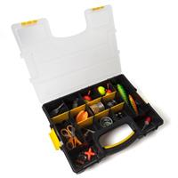 Eurocatch Fishing Detachable Tacklebox - 37.5 x 29 x 7cm
