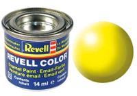 Revell Enamel NR.312 Helgeel Zijdemat - 14ml