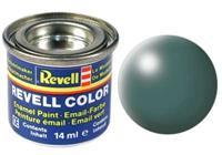 Revell Enamel NR.364 Loofgroen Zijdemat - 14ml