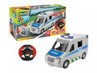 Revell Junior Kit RC Police Van
