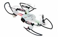 Jamara quadrocopter WideAngle Altitude HD 2,4 GHz 20 cm wit