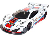 zooracing ZR-0007-07 1:10 Body ZooDiac Ongeverfd