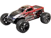 t2m Pirate Puncher XL 1:6 Brushless RC auto Elektro Monstertruck 4WD RTR 2,4 GHz