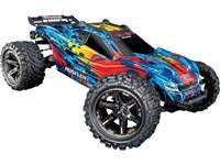 Traxxas Rustler 4x4 VXL 1:10 Brushless RC auto Elektro Truggy 4WD RTR 2,4 GHz