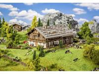Faller 232199 N Grote alpenhof met schuur