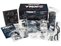 Traxxas TRX4 1:10 Brushed RC auto Elektro Crawler 4WD Bouwpakket 2,4 GHz