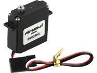 amewi Micro-servo 0902MG Digitale servo Materiaal (aandrijving): Metaal Stekkersysteem: JR