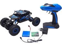 Amewi 22196 Conqueror 1:18 RC modelauto voor beginners Elektro Crawler 4WD