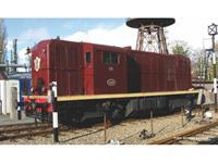 Piko N 40426 N diesellocomotief serie 2400 met L-frontsignaal van de NS Tijdperk III