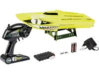 Carson Modellsport Race Shark FD RC boot 100% RTR 395 mm
