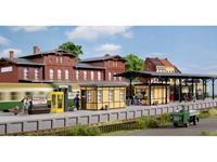 Auhagen 11452 H0 Station uitvoering
