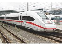 Piko H0 51402 H0 4-delig elektrisch treinstel BR 412 ICE 4 van de DB AG