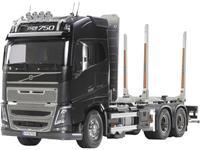 Tamiya 56360 Volvo FH16 Globtrotter 750 6x4 Timber Truck 1:14 Elektro RC truck Bouwpakket