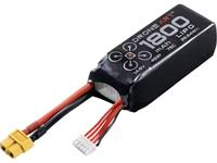 DroneArt LiPo accupack 14.8 V 1800 mAh Aantal cellen: 4 75 C Softcase XT60