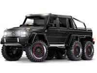 Traxxas Mercedes G63 6x6 1:10 Brushed RC auto Elektro Crawler 4WD RTR 2,4 GHz