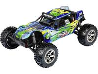 Reely Stagger 1:10 Brushless RC auto Elektro Buggy 4WD 100% RTR 2,4 GHz Incl. accu, oplader en batterijen voor de zender, Incl. brushless combo