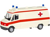 Herpa 094160 H0 Mercedes Benz T1 ambulance
