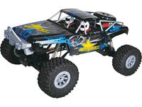 amewi Double Bridge 1:10 Brushed RC auto Elektro Crawler 4WD RTR 2,4 GHz Incl. accu en laadkabel