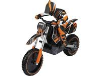 Dirtbike 1:4 Brushless RC motorfiets Elektro RTR 2,4 GHz