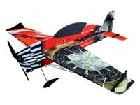 rcfactory RC Factory Extra 330 Superlite Rood RC indoor-, microvliegtuig Bouwpakket 840 mm