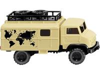 Wiking 036001 H0 Mercedes Benz Unimog S 404 globetrotters