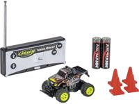 Carson RC Sport 500404184 Nano Racer Little Foot 1:60 RC auto Elektro Monstertruck Achterwielaandrijving Incl. batterijen