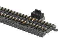 Piko H0 H0 Piko A-rails 55406 Gebogen rails G 231 231 mm