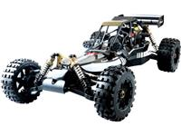 amewi Pitbull X Evolution 1:5 RC auto Benzine Buggy Achterwielaandrijving RTR 2,4 GHz