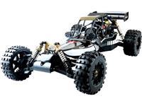 amewi Pitbull X Evolution 1:5 RC auto Benzine Buggy Achterwielaandrijving RTR 2,4 GHz