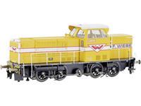 Hobbytrain HE10021571 H0 dieselocomotief MaK 650D Wiebe