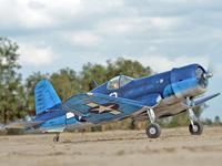 Black Horse Corsair F4U RC vliegtuig Bouwpakket 2280 mm