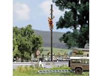 Busch Action-Set 7837 H0 Mastklimmer