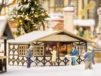 NOCH 14682 N Kerstmarkt stand
