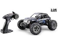 absima X Truck 1:16 Brushed RC auto Elektro Buggy 4WD RTR 2,4 GHz Incl. accu en laadkabel