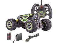 Carson Modellsport 500404202 My First Magic Machine 1:10 RC modelauto voor beginners Elektro Monstertruck 4WD Incl. accu, oplader en batterijen voor de zender