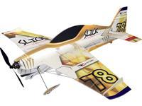 Slick Superlite (Gold) Combo RC indoor-, microvliegtuig Bouwpakket 830 mm