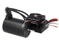 robitronic Brushless aandrijving voor RC auto 1:10  Razer ten 3652 3250 KV