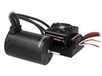 robitronic Brushless aandrijving voor RC auto 1:10  Razer ten 3652 4600 KV