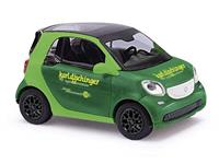 Busch 50718 H0 Smart Fortwo 2014, Spedition dischinger