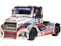 Tamiya TT-01E Buggyra Racing Fat Fox Brushed 1:10 RC auto Elektro Truck 4WD Bouwpakket