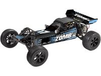 t2m Pirate Zombie 1:10 Brushed RC auto Elektro Buggy Achterwielaandrijving RTR 2,4 GHz Incl. accu en lader