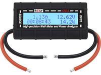 Reely ####Wattmeter und Poweranalyzer  180 A Stekkersysteem: Open kabeleinden