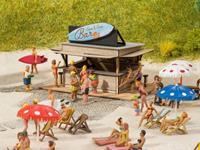 noch Laser-Cut minis 0014260 H0 Strandbar
