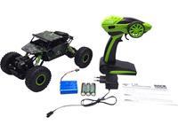 Amewi 22194 Conqueror 1:18 RC modelauto voor beginners Elektro Crawler 4WD