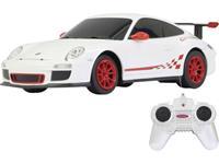 jamara 404096 Porsche GT3 RS 1:24 RC modelauto voor beginners Elektro Straatmodel