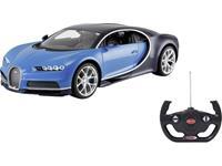 jamara 405135 Bugatti Chiron 1:14 RC modelauto voor beginners Elektro Straatmodel